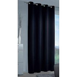 Albani Zatemňovací záves Mia čierna, 140 x 245 cm