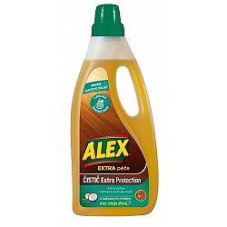 Alex 2v1 na parkety a dřevo čistič a leštič 750 ml