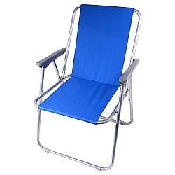 Cattara Židle kempingová skládací BERN modrá