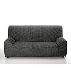 Forbyt Multielastický poťah na sedaciu súpravu Sada sivá, 140 - 200 cm