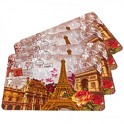 JAHU Prestieranie Paris, 30 x 45 cm, sada 4 ks