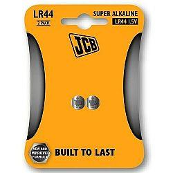 JCB alkalická batéria LR44 blister 2 ks,