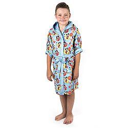 Jerry Fabrics Detský župan Mickey Mouse, 6 - 8 rokov, 6 - 8 rokov