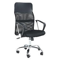 Kancelárske kreslo, čierna, TC3-973M 2 NEW
