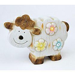 Keramická ovečka Florentine, 20 cm