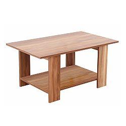 Konferenčný stolík, francúzsky  orech, DEREK
