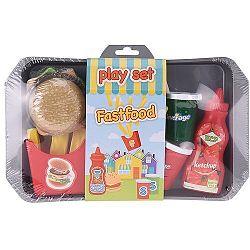 Koopman Detský hrací set Fastfood