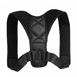 Modom Korektor na vzpriamené držanie tela, čierna, SJH 121