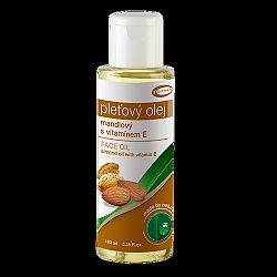 Pleťový mandľový olej 100%, Topvet