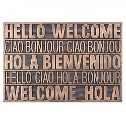 Rohožka International Welcome