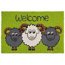 Rohožka Sheep 40x60cm
