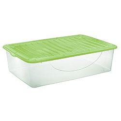 Tontarelli DODO STOCK-BOX s vekom 27L transparent / zelená
