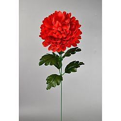 Umelá kvetina Chryzantéma 50 cm, červená