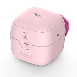 UVC LED Mini Box sterilizátor ružová